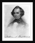Nathaniel Hawthorne by T. Illibrown
