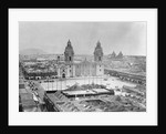 Lima Cathedral and Plaza de Armas From Northwest by Corbis