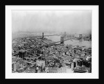 Brooklyn and Bridges over East River by Corbis