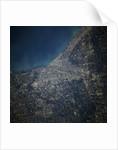 Cleveland from Orbit by Corbis