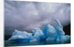 Iceberg Along Alaskan Wilderness by Corbis
