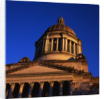 Washington State Capitol Building by Corbis