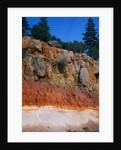 Roadcut Exposing Geologic Strata by Corbis