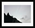 Female Hiker Climbing Twin Peaks by Corbis