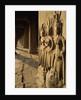 Bas Relief Sculptures at Angkor Wat by Corbis