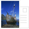 Abandoned Whaling Ship by Corbis