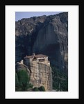 Varlaam Monastery in Greece by Corbis