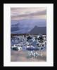 Icebergs in Jokulsarlon Lagoon by Corbis