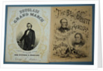 Douglas and Bell and Everett 1860 Campaign Sheet Music by Corbis