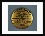 Goldwater Presidential Campaign Button by Corbis