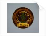 Civilian Conservation Corps Emblem Patch by Corbis