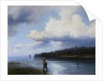 Fly Fishing by Herman Herzog