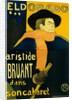 Eldorado Poster by Henri de Toulouse-Lautrec