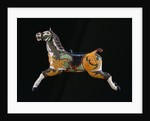 19th or 20th Century Carousel Horse by Corbis