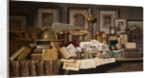 A Connoisseur's Corner by Benjamin Walter Spiers