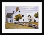 House at Essex, Massachusetts by Edward Hopper