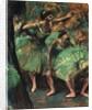 Dancers by Edgar Degas