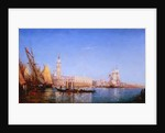 The Grand Canal, Venice by Felix Francois Georges Philbert Ziem