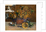 "Still Life with ""Expectation"" by Paul Gauguin"