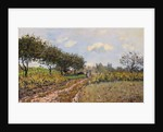 A Path in the Country by Alfred Sisley