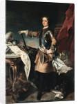 Portrait of Louis XV by Jean-Baptiste van Loo
