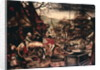 Autumn by Pieter Brueghel the Younger