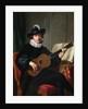 Portrait of Monsieur Aublet by Guillaume Voiriot