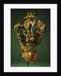 A Fine and Unusual Igbo Mask, Leja Village by Corbis