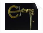 A Fon Brass Scepter by Corbis