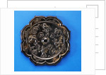 A Well-Cast Foliate Bronze Mirror. Tang Dynasty by Corbis