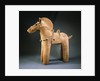 Haniwa Terracotta Model of a Horse by Corbis