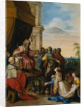 Solomon and the Queen of Sheba by Frans Francken the Elder