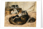 Mothercare by Henriette Ronner-Knip