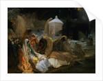 Day of the Prophet at Oued-El-Kebir by Frederick Arthur Bridgman