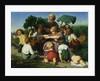 The Storyteller by Lorenz Frolich