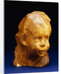 Hebrew Child by Medardo Rosso