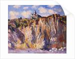 Varengeville Church, Morning by Claude Monet
