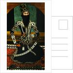 Portrait of Fath Ali Shah by Corbis
