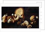 Painting of Porcini Mushrooms by Circle of the Pseudo Fardella