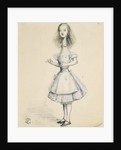 Alice in Wonderland: Curiouser and Curiouser by John Tenniel