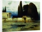 A Classical Landscape by Ferdinand Keller
