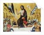 The Resurrection by Italo-Cretan School