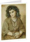 Calliope Coronio by Dante Gabriel Rossetti