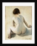 A Nude by Pierre Carrier-Belleuse