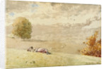 Daydreaming by Winslow Homer