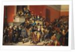 Le 9 Thermidor by Raymond Auguste Quinsac Monvoisin