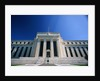 Federal Reserve Bank Entrance by Corbis