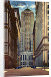 Chicago Board of Trade on La Salle Street by Corbis