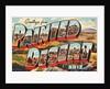 Greetings from Painted Desert, Arizona Postcard by Corbis