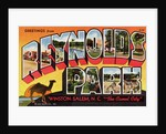 Greeting Card from Reynolds Park by Corbis